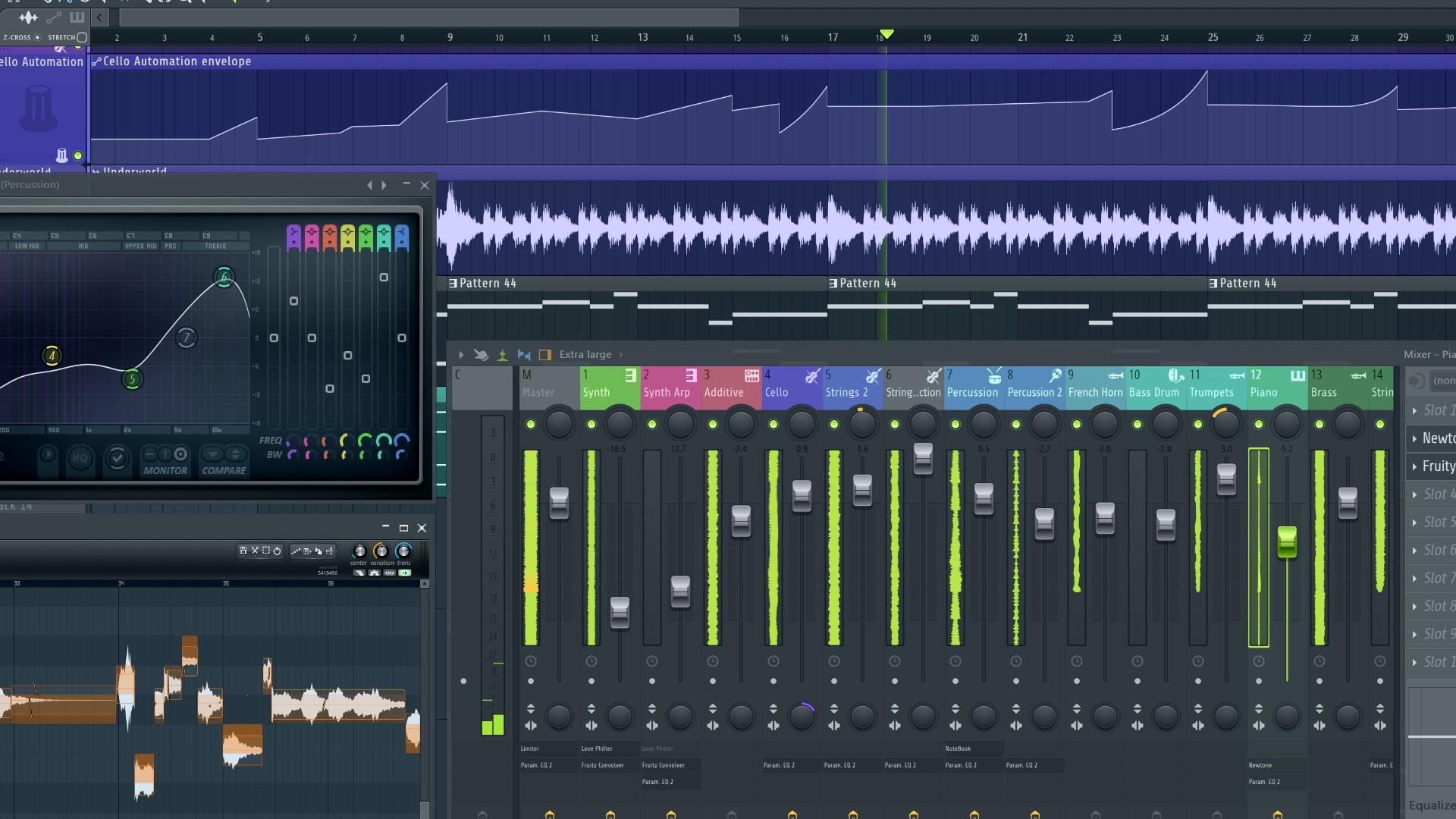 نرم افزار اف ال استودیو - FL STUDIO